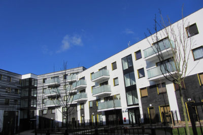 EWI New Build Project, Barham Park, Wembley