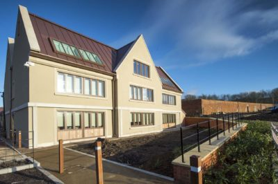 EWI New Build Project, Bath Spa University