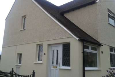 EWI Refurbishment, Derby City Scheme