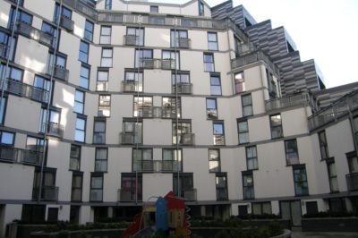 EWI New Build Project, Quartermile Q10