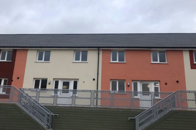 EWI Refurbishment, Romorantin Place