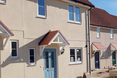 EWI New Build, Vedelers Close