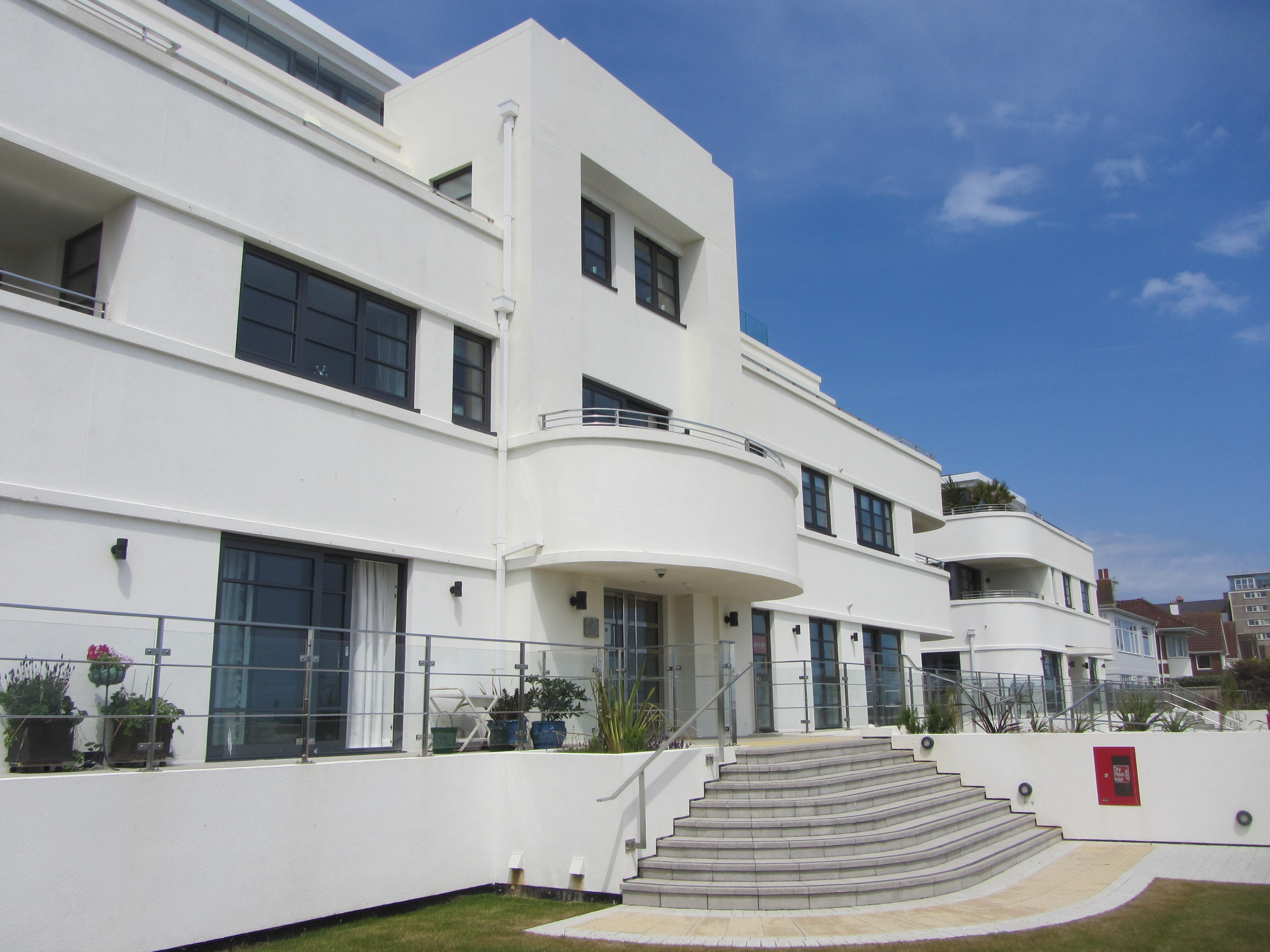 EWI New Build Project, Vista Mare, West Worthing