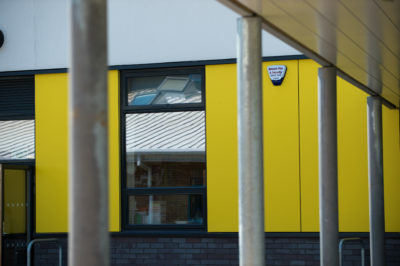 EWI New Build Project, Ysgol Maesydderwen