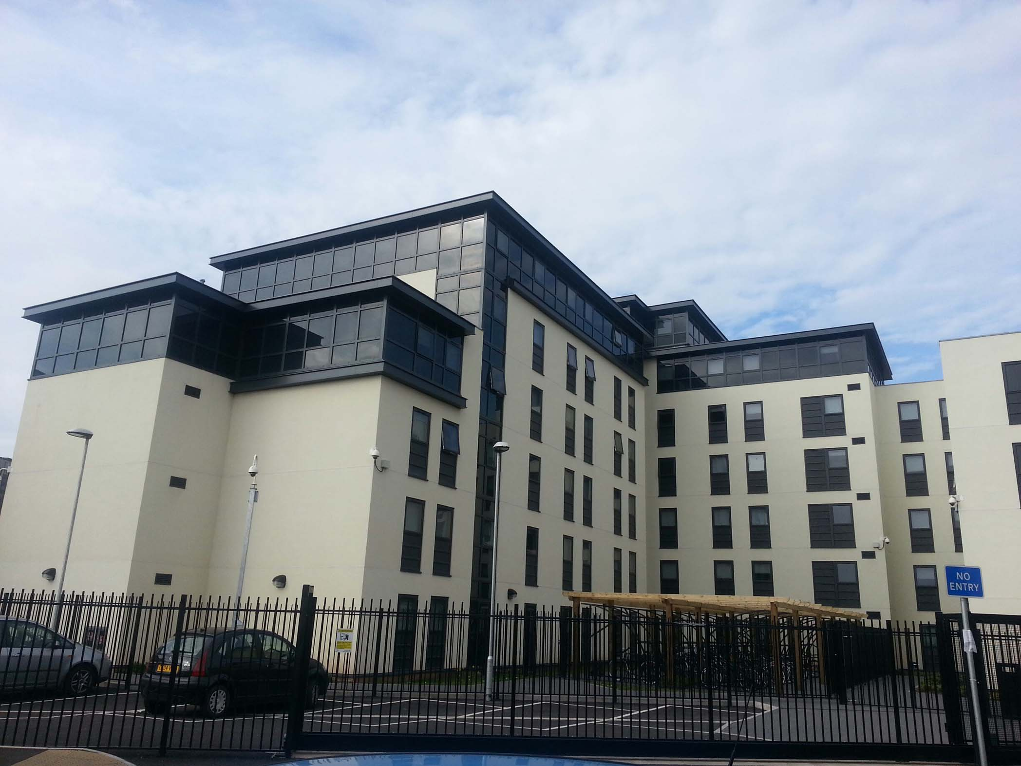 EWI New Build Project, Liberty Gardens, Cardiff