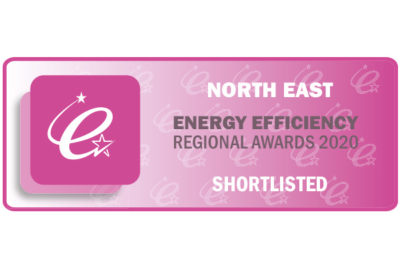 SPSenvirowall's External Wall Insulation Project nominated for Energy Efficiency Award