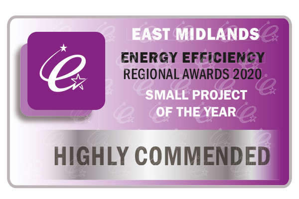 East Mids Eeahighly Commended