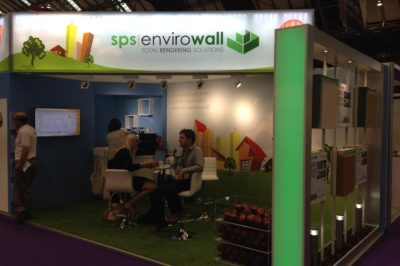 SPSenvirowall attends CIH Housing Conference and Exhibition 2015
