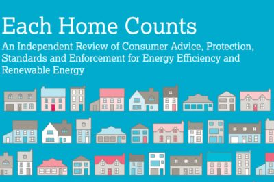 Each Home Counts - The Bonefield Report