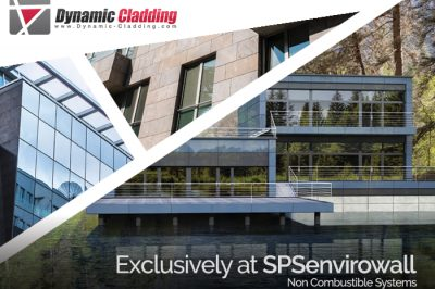 SPSenvirowall expands into cladding market