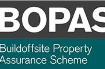 SPSenvirowall's RendaClad awarded BOPAS Accreditation!
