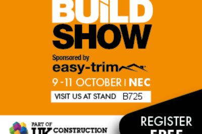 Visit Us at The Build Show