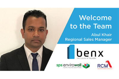 Meet Our New Regional Sales Manager