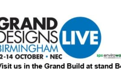 SPSenvirowall @ Grand Designs Live