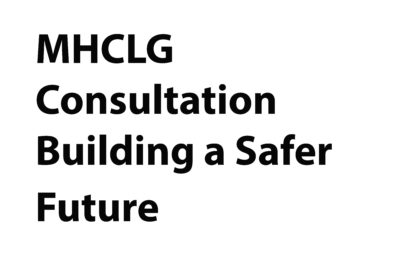 MHCLG Building Safety Programme's Ongoing Action