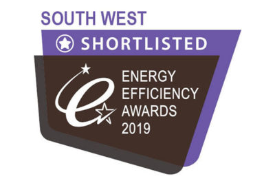 SPSenvirowall projects shortlisted for South West Energy Efficiency Awards