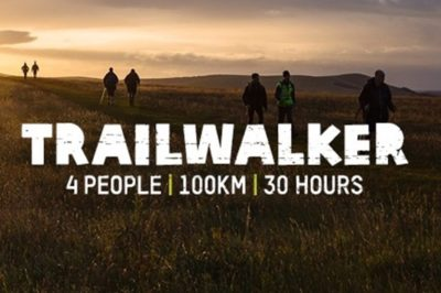 SPSenvirowall Takes on Trailwalker Challenge
